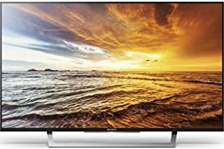 Sony KDL-32WD755 80 cm (32 inch) televisie (Full HD, HD Triple Tuner, Smart-TV) zwart