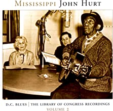 D.C. Blues - The Library of Congress Recordings, Vol. 2