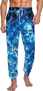 uideazone Unisex 3D bedrukte sportbroek, joggingbroek, heren broek, casual sweatpants gym running Traning broek mode party...