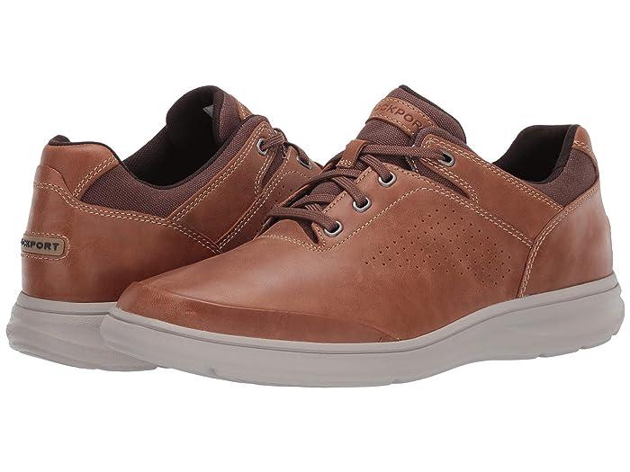 Rockport  Zaden Ubal Oxford (Boston Tan) Mens Shoes