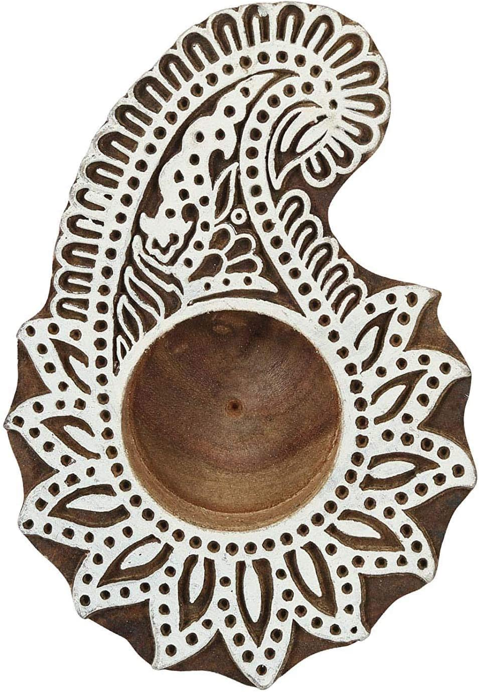Sharvgun Store Indian Sales results No. 1 Wooden Printing Blocks Carved Hand Paisley Texti