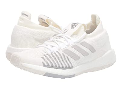 adidas Running PulseBOOST HD (Core White/Grey One/Grey Two) Women