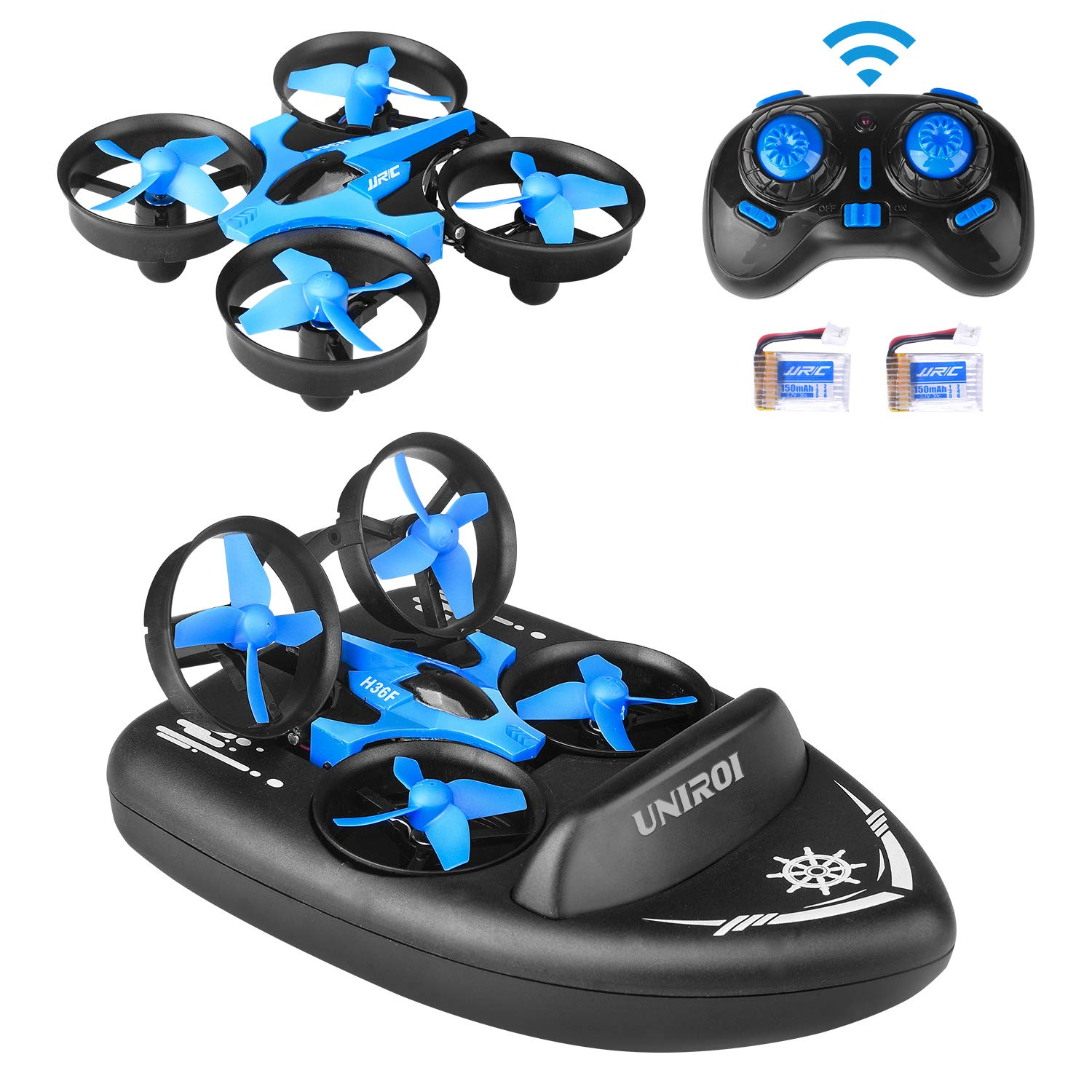UNIROI Support Quadcopter Headless Charging