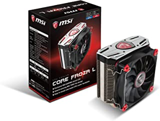 MSI CPU Cooler, Silver/Black (Core Frozr L)