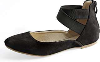 Women Flat Shoes Elastic Classic Ballerina Flats