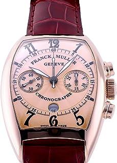 フランク・ミュラー FRANCK MULLER カサブランカ クロノグラフ 8883C CC DT ピンクゴールド文字盤 腕時計 メンズ (W210883) [並行輸入品]