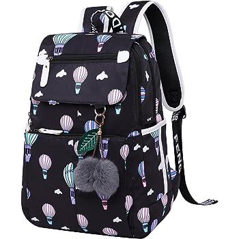 School Backpacks School Bags for Teens Rucksack Teenage Girl High School Backpacks for College Day Backpack Secondary School Bags Large Daypack with
