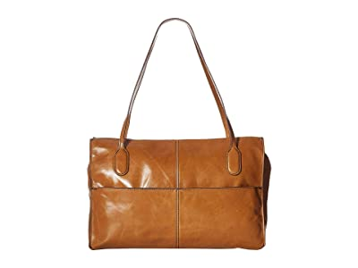 Hobo Friar (Honey) Shoulder Handbags