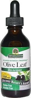 Nature'S Answer Af Oleopein Olive Leaf 2 Oz