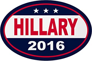 Imagine This YY7690 Hillary 2016 Decal