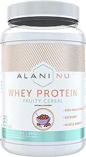 Best alani nu fruity cereal Reviews