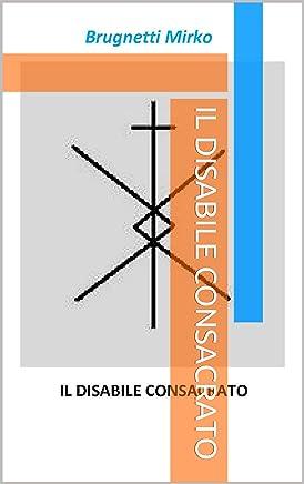 Il Disabile Consacrato