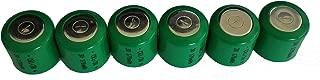 EX-ENERGY Replacement DL1/3N CR1/3N 3V170mAh Lithium Batteries 6 Count Bulk Packaging