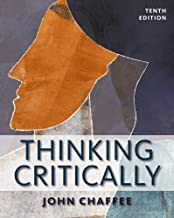 CourseMate for Chaffee's Thinking Critically, 10th Edition