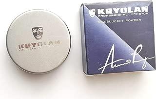 Kryolan 5703 Translucent Powder Profesional Makeup 20g (TL11)