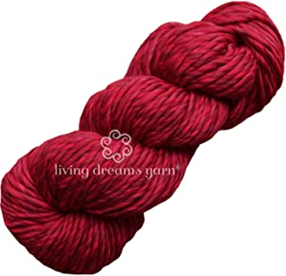 Living Dreams Yarn Armstrong Extra Soft Chunky Merino Yarn for Quick Knitting & Crochet Projects. Color: Storm in a Teacup...