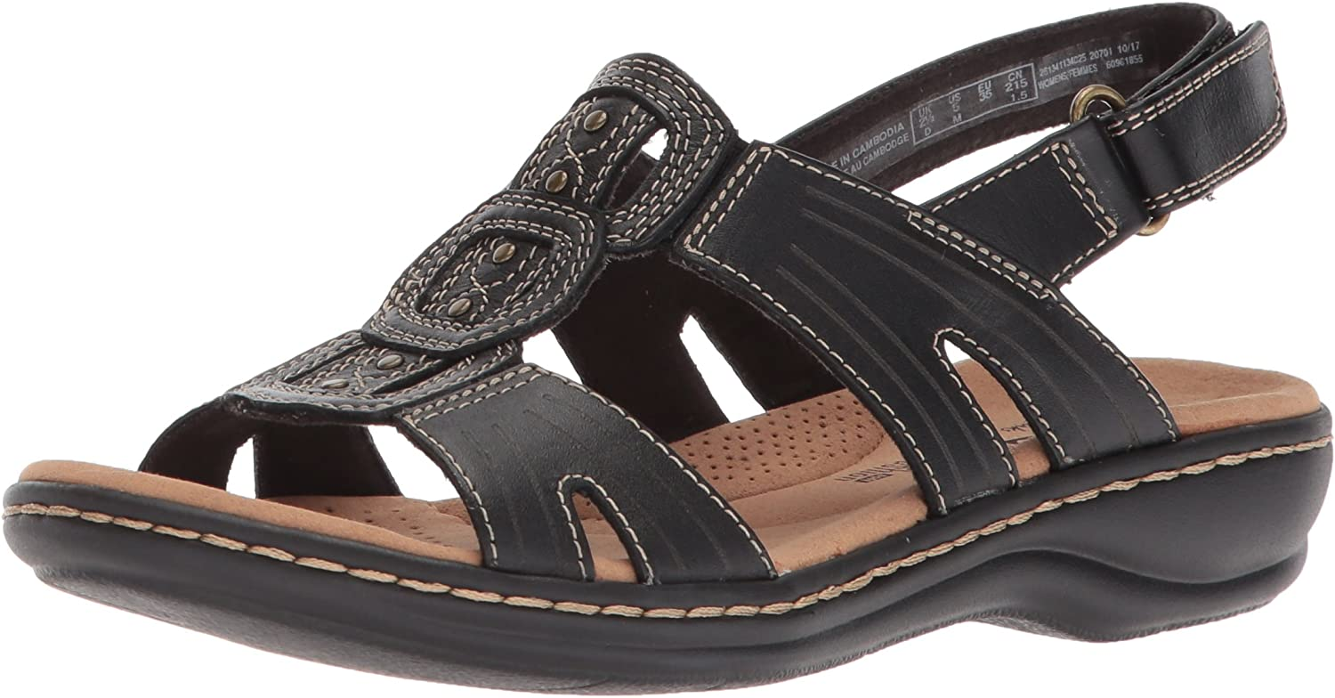 Clarks Women's Leisa Vine Sandals