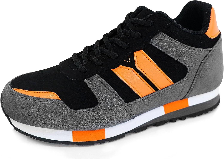 MNX15 Men's Elevator shoes Height Increase 2.7  Chelsea Black