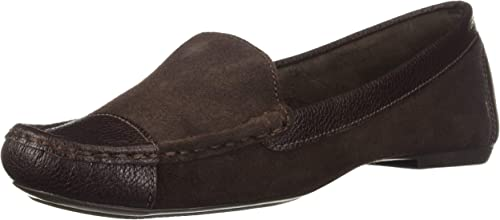 French Sole Femmes Chaussures Loafer Couleur Marron marron Taille 39 EU   8 Us