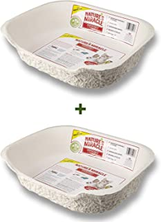 Natures Miracle Disposable Litter Box - for Small Animals and Kittens - 2 Pack Set