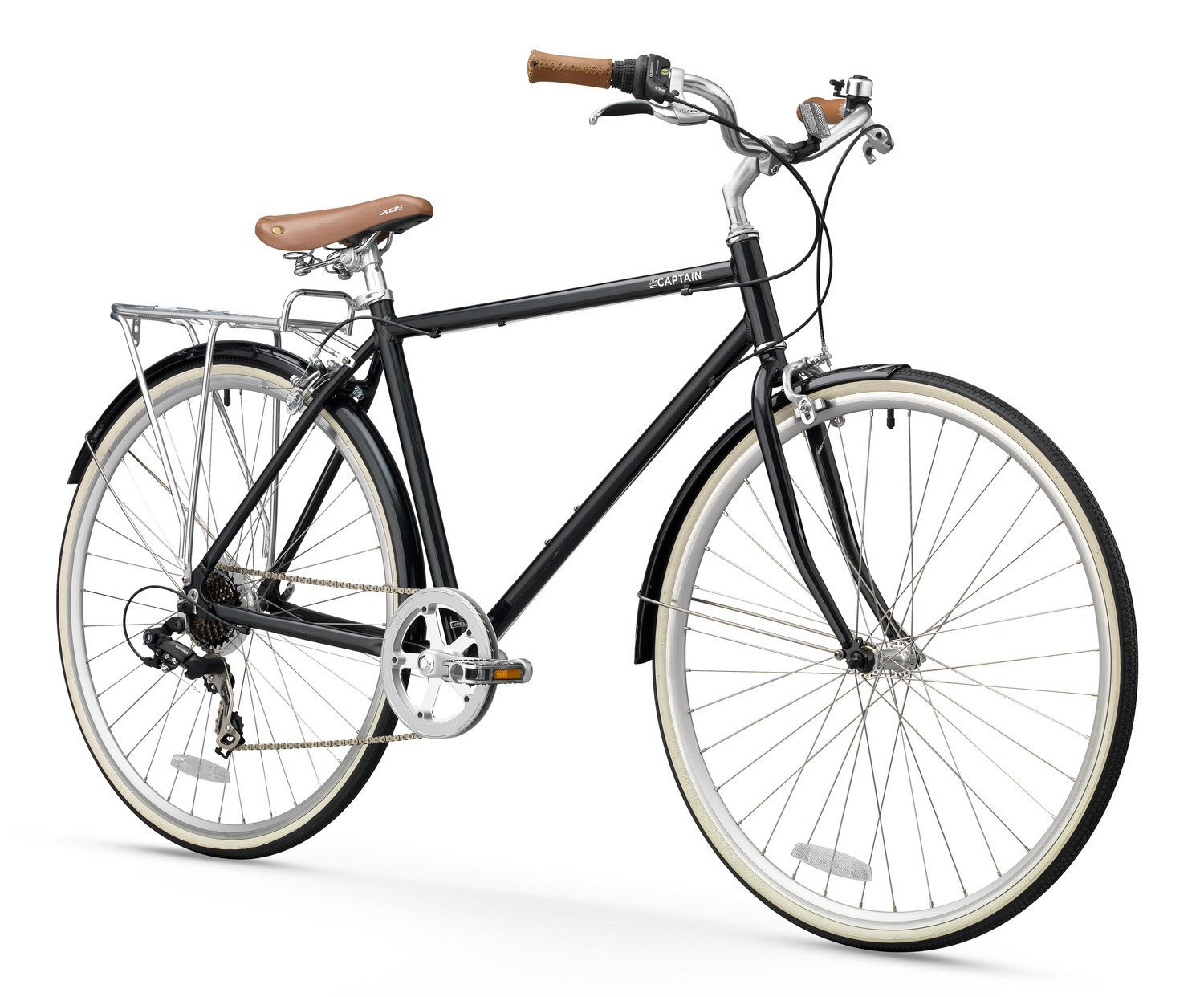 FIRTH SPORTS Captain Aluminum Bicycle
