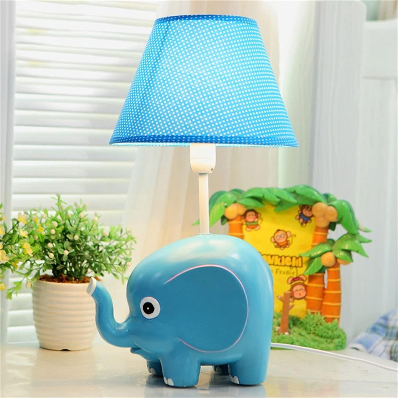 Shopping-Kreative Mode Kinder Elephant Lampe Schlafzimmer Nachttischlampen B01N5K4SLK | Gutes Design