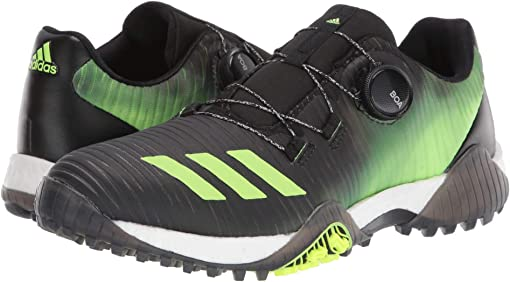 Core Black/Signal Green/Footwear White