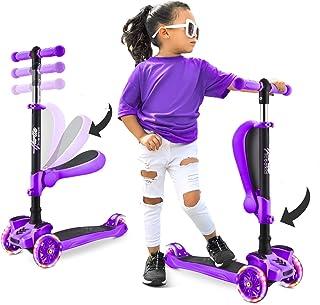 اسکوتر 3 چرخدار مخصوص کودکان - ایستاده