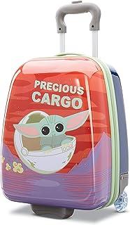 حقيبة أطفال ديزني المتينة ذات الجانب الصلب من أمريكان توريستر