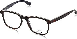 Lacoste Square Men's Reading Glasses - 35517214-214 - 52-18-145mm