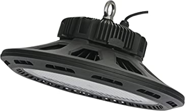 CYLED 100W Ufo Led High Bay Lighting, Ul Listed, 200W Hps/Mh Bulbs Equivalent, 10500Lm, Waterproof,Cool White, 6000K,Super...