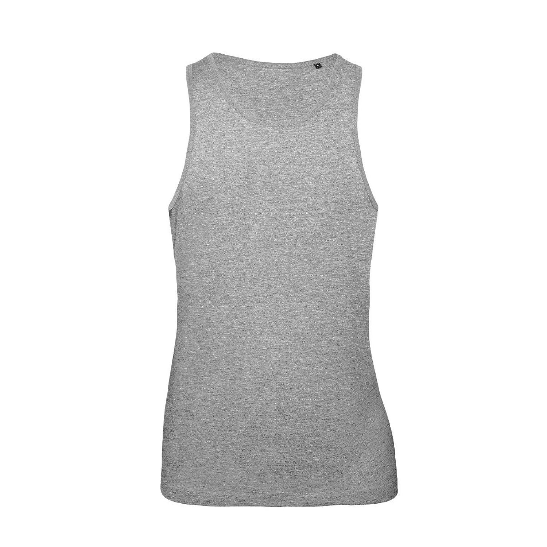 (ビー?アンド?シー) B&C メンズ Inspire タンクトップ 袖なし シャツ カットソー