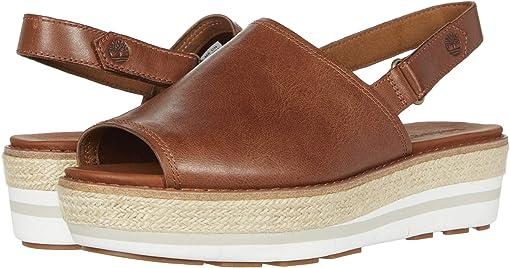 Medium Brown Ful Grain Leather