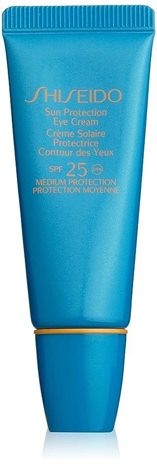 Sun Protection Eye Cream SPF 25 PA+++ by Shiseido for Unisex - 15 ml Sun Care