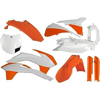 NEW ACERBIS PLASTIC KIT FENDERS SHROUDS Original 10 2082030354