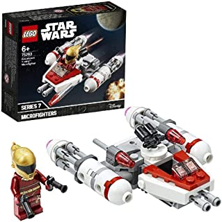 LEGO Star Wars TM Resistance Y-wing Microfighter for age 6+ years old 75263
