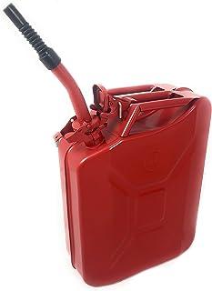 THORN TOOLS Tanque Bidon 20L Gasolina Metalico Rojo SM0924-ROJO