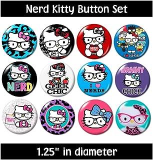 Best hello kitty i love nerds shirt Reviews