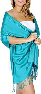 Pashmina 披肩,SERENITA,大号软围巾,高牛仔布,婚礼派对披肩