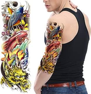 Best tattoo koi sleeve Reviews