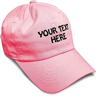 buckle closure hat