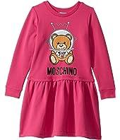 Moschino Kids - Dress w/ Space Toy Bear (Little Kids/Big Kids)