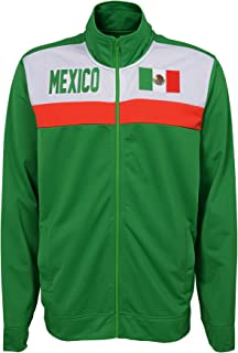 International Soccer Mexico Men's Outerstuff Track Jacket, Team color , X-Large