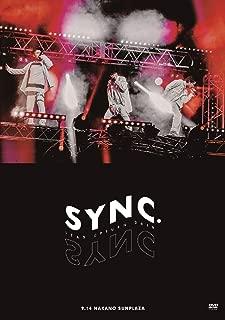 Lead LIVE TOUR「Lead Upturn 2019 ~Sync~」DVD(メーカー特典なし)