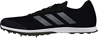 adidas Men's XCS Track & Field Shoes, Black (Cblack/Ngtmet/Carbon Cblack/Ngtmet/Carbon)