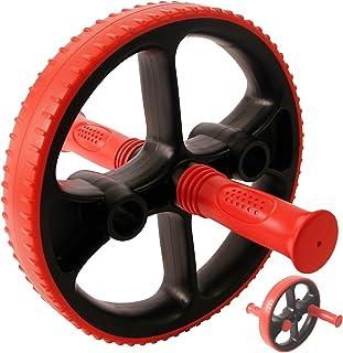 POWRX - Aparato de Abdominales AB Wheel para Trabajar en