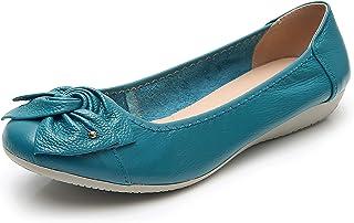Women's Bows Dance Flat Shoe