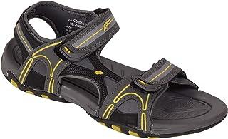 BATA Men Olive Green Sports Sandal Floaters