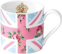 union jack bone china mug