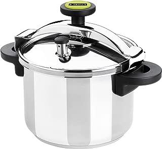 Monix Classica - Olla a presión tradicional de 6 litros,